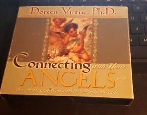 Connecting with Your Angels (CD, Doreen Virtue) West Perth Perth City Area Preview