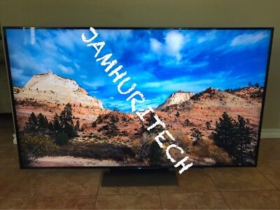 "Sony XBR-65X930D 65"" HDR 4K UHD 120Hz 3D Smart TV w/ Wi-Fi  XBR65X930D"