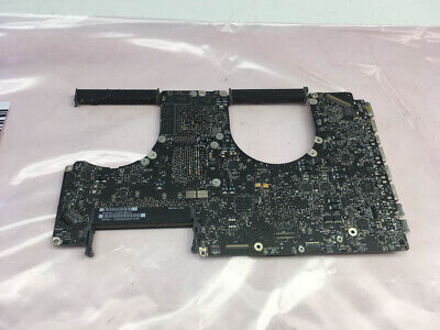 "Apple MacBook Pro 17"" A1297 2010 512Mb i7 Logic Board 2.66Ghz 820-2849-A"