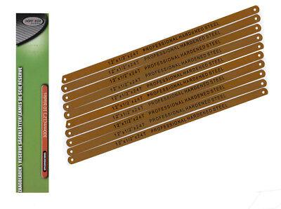 Metallsägeblätter /Metallsägeblatt /Handsägeblatt /Eisensägeblätter 300mm 10stk.