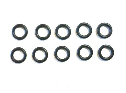 Propane soft nose POL O-rings (10 ea.) gas grill 20 pound Oring O-ring O ring