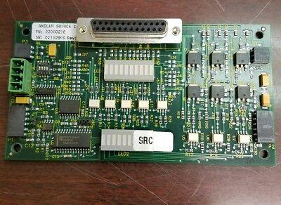 Anilam Sink Io Pc Board 33000278 Rev A