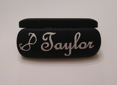 Personalized Eye Glasses Case w/ FREE SHIPPING- Gift, (Personalized Glasses Case)