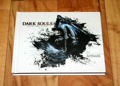 Dark Souls Prepare to Die Edition Rare Artbook Art Book  Xbox 360 Playstation 3  comprar usado  Enviando para Brazil