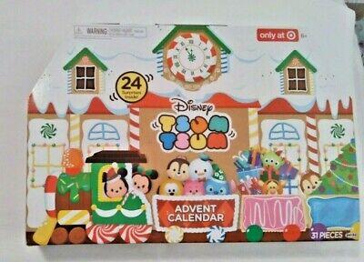 Disney Tsum Tsum Advent Calendar 2017 New Target Exclusive