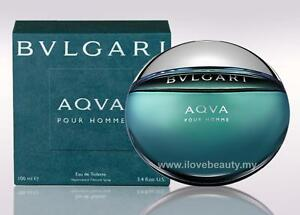 Bvlgari-Aqua-Aqva-Pour-Homme-100ml-EDT-Spray-new-sealed