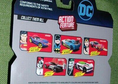 Hot Wheels DC Character Cars  WONDER WOMAN HARLEY QUINN JOKER  ACTION FEATURE](Hot Harley Quinn)