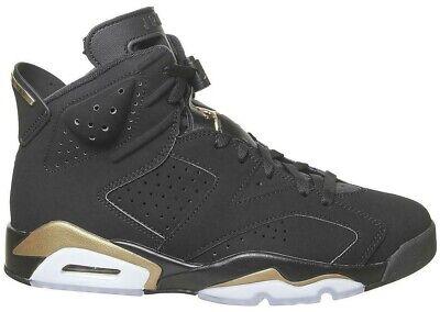 Air Jordan 6 DMP Retro VI Black Metallic Gold CT4954-007