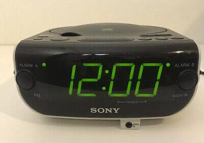 Sony Dream Machine ICF-CD815 AM/FM Stereo CD Clock Radio withDual Alarm