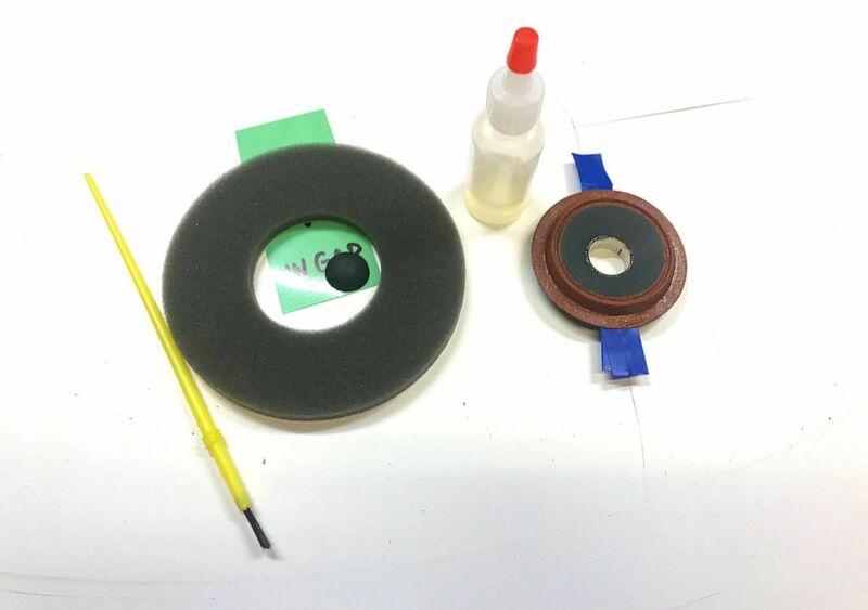 One Piece Diaphragm/ Recone Kit For JBL, LE25, LE26, Orange Surround