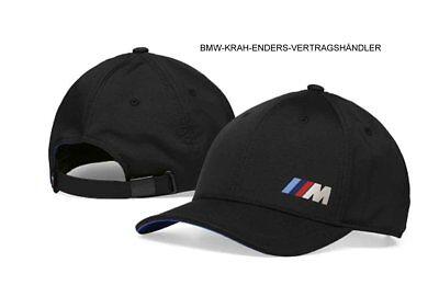 Original BMW M Cap Kappe Mütze M Power 80162454739  M Perfomance Black Edition