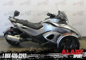 2013 can-am SPYDER STS SM5