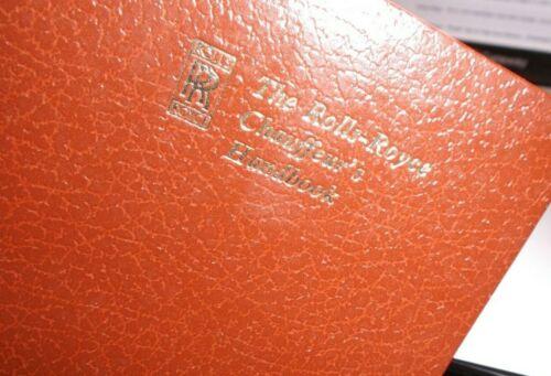 RARE 1976 VINTAGE ROLLS-ROYCE CHAUFFEUR