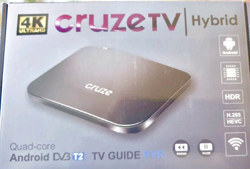 cruze tv hybrid with two years subscription main dealer