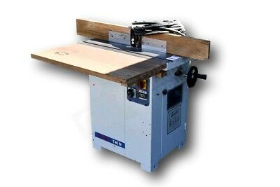 Scm Minimax T40n Vertical Spindle Shaper
