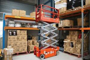 19FT 6 Meter Scissor Lift Hire -  Only $240 plus GST Per Week Wetherill Park Fairfield Area Preview
