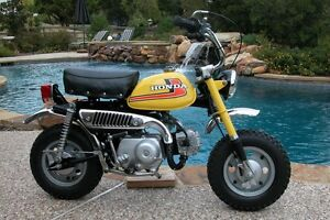 Want to buy, mint 72-78 Honda z50