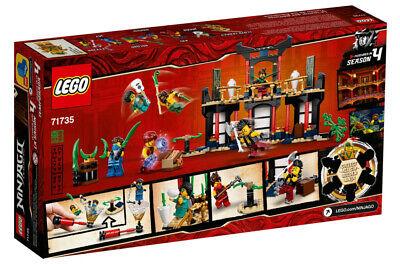 Lego® NinjaGo Turnier der Elemente (71735) - NEU - VVK 19.01.21