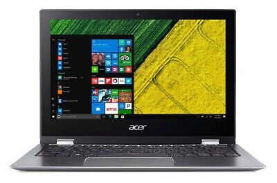 "Acer Spin 1 Laptop 11.6"" Intel Pentium- 1.1GHz 4GB Ram 64GB Flash Windows 10 S"