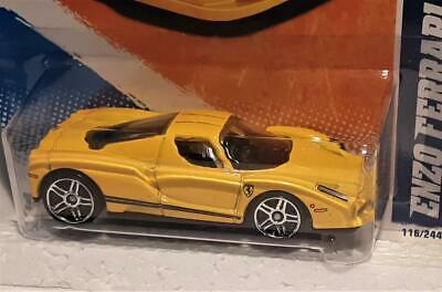 HOT WHEELS ENZO FERRARI 05/10 NIGHTBURNERZ 116/244