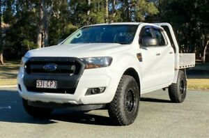 2016 Ford Ranger PX MkII XL 6 Speed Sports Automatic Cab Chassis Southport Gold Coast City Preview