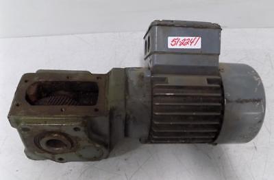 Flender Gear Motor Ca10-g56m4 Damaged Gear Box