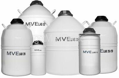 Brymill Mve Liquid Nitrogen Tank - Dewar 10 Lt 6-8 Week Holding Time 501-10