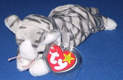 TY PRANCE the CAT BEANIE BABY - MINT with MINT TAGS