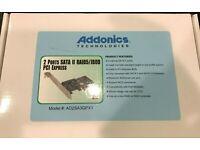 Addonics ADSAIDE SATA to IDE Converter