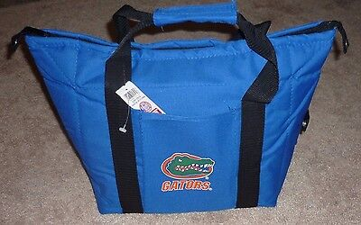 Florida Gators Insulated Soda   Beer Cooler Holds 12 Cans Plus Ice   Brand New
