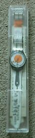 Swatch sunny side up watch