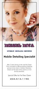 Your interior detail specialist!