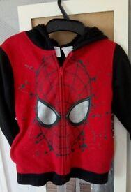 Boys Spiderman jacket