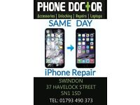 SAME DAY REPAIRS IPHONES 5/6/7/8/X/XS SCREEN REPAIRS
