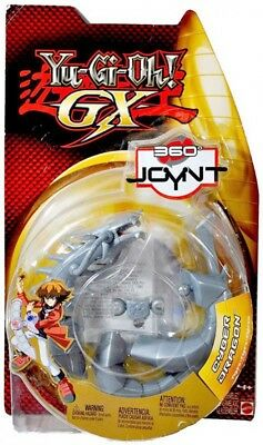 Yu-Gi-Oh GX 360 Joynt Series 1 Cyber Dragon Action Figure
