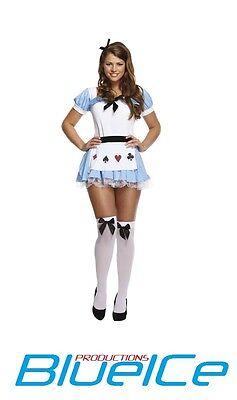 Alice in Wonderland Halloween Fancy Dress Costume Adult Sexy Women's UK - Queen Of Hearts Halloween Costume Uk