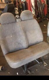 Ford Transit seat