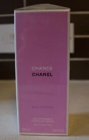 Chanel Chance Body Milk Moisturiser