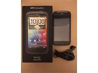 HTC Sensation Z710E Android Black, Unlocked, Boxed