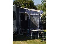 Awning Ventura Cadet (Porch) Immaculate Condition 2600mm wide x 2000mm deep