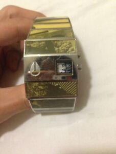 Nixon Rotolog men's watch large