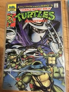 Teenage Mutant Ninja Turtles #1 (1989),Secret Of The Ooze