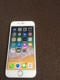 Gold iphone6 unlocked!! 64gb
