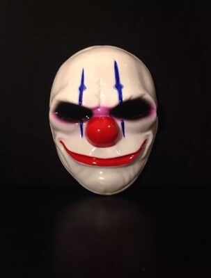 HALLOWEEN PAYDAY 2 THE HEIST CHAINS MASK HALLOWEEN COSTUME PARTY HORROR PROP - Payday 2 Halloween Masks