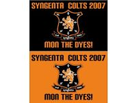 Players wanted for Syngenta Colts 2007