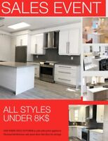 Canadian kitchen installers