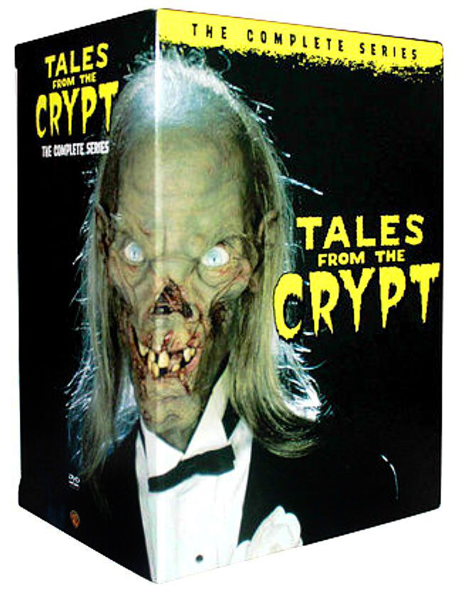 Tales from the Crypt: The Complete Series Seasons 1-7(DVD, 2017, 20-Disc BoxSet)