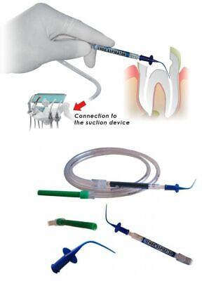 Endo Aspirator Dental Endodontic Root Canal Rinsing Tip Instrument File Needle
