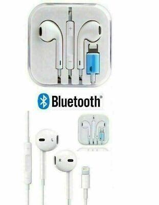 Lightning Earphones With Mic Bluetooth headphones Pop-Up For iPhone 7 8 X XR XS