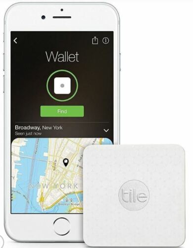 Tile  Bluetooth Tracker  :	Slim - 1 Pack  : Free Shipping